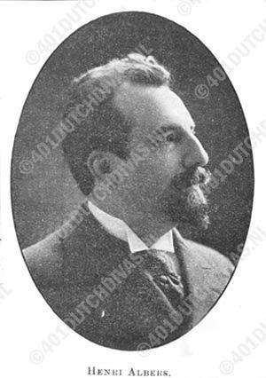Henri Albers (1866-1926)