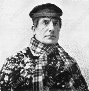 Henri Albers, on stage
