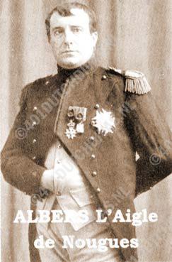 Henri Albers als Napoleon in Jean de Nouguès opera L'Aigle (The french Eagle