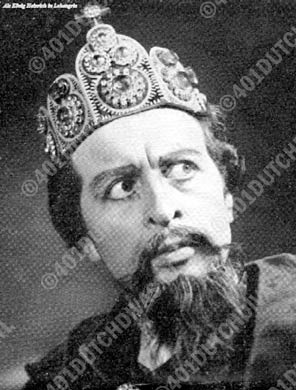 Gerard Groot als König Heinrich der Vogler, Lohengrin