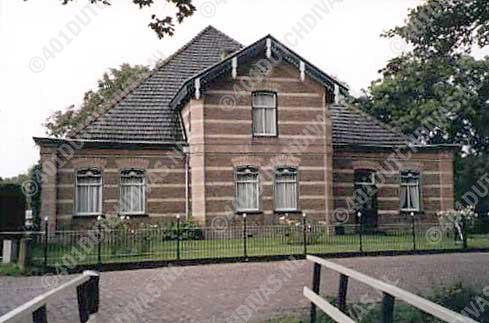 Huize Groot in Twisk
