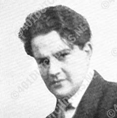 de jonge dirigent van de Haarlemsche Orkest Vereeniging, 1928