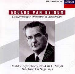Eduard van Beinum, Mahler 4