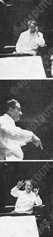 Eduard van Beinum, drie keer