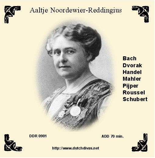 Aaltje Noordewier-Reddingius, sopraan