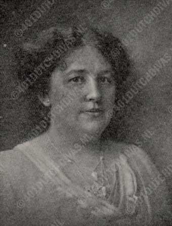 Alida Loman-Lutkeman, sopraan